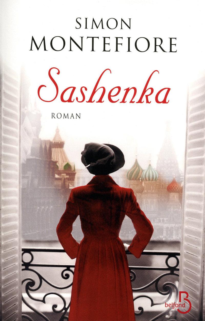 Couverture de l'ouvrage Sashenka