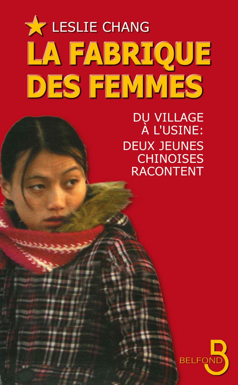 Couverture du livre La Fabrique des femmes