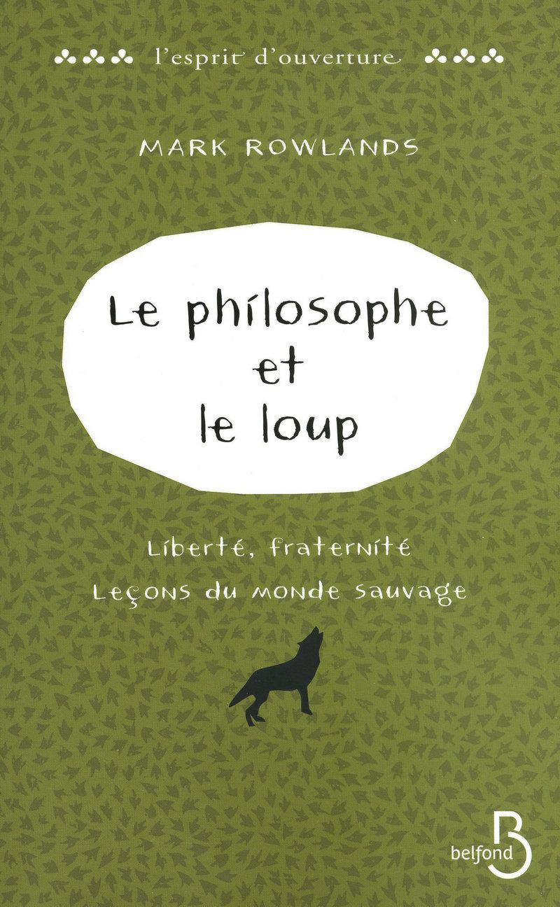Image de l'article Le Philosophe et le Loup - Times Literary Supplement - 20/07/2017