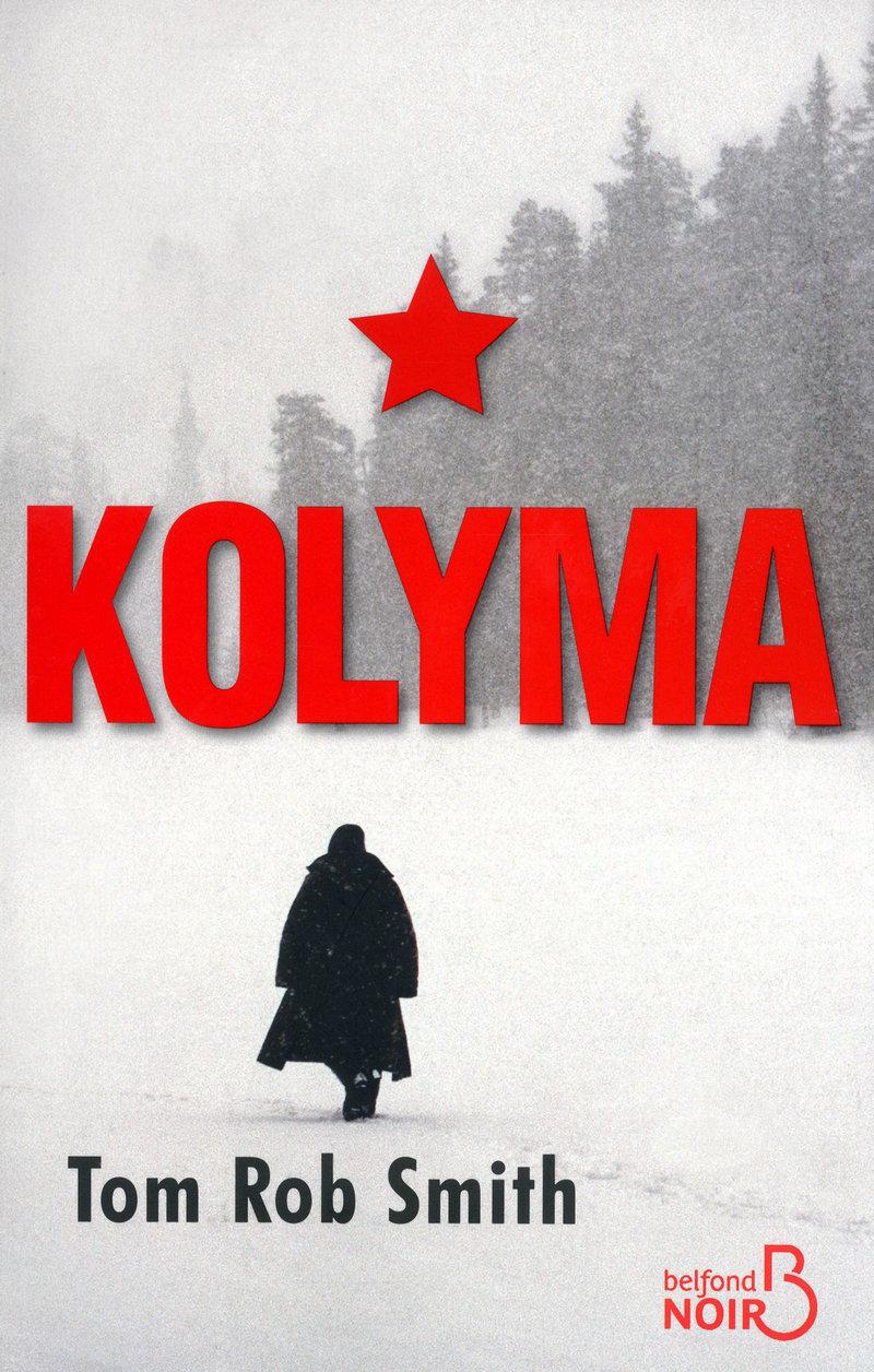 Couverture de l'ouvrage Kolyma