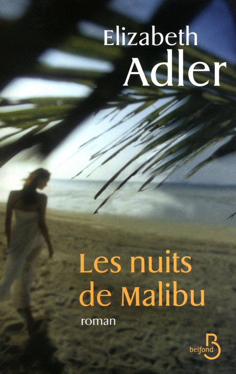 Couverture de l'ouvrage Les Nuits de Malibu