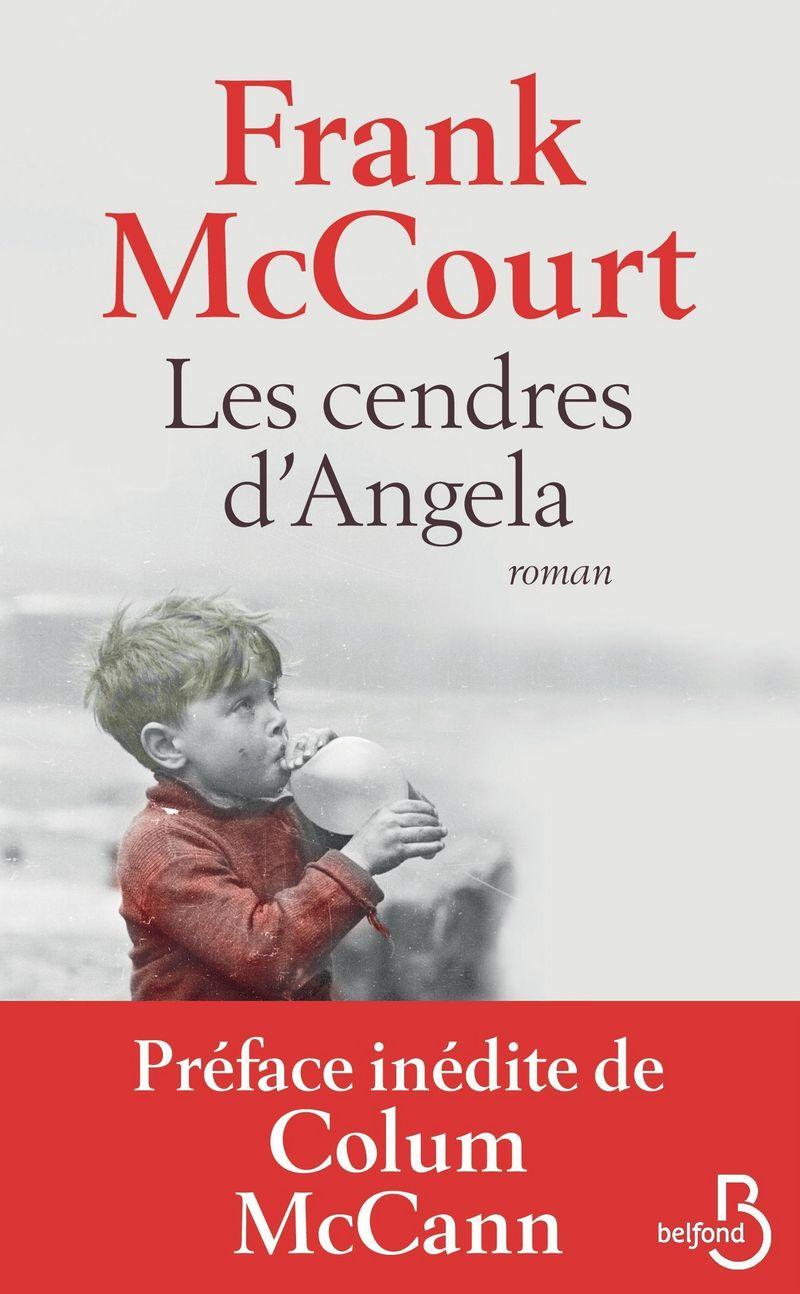 Couverture du livre Les Cendres d'Angela (N. éd.)