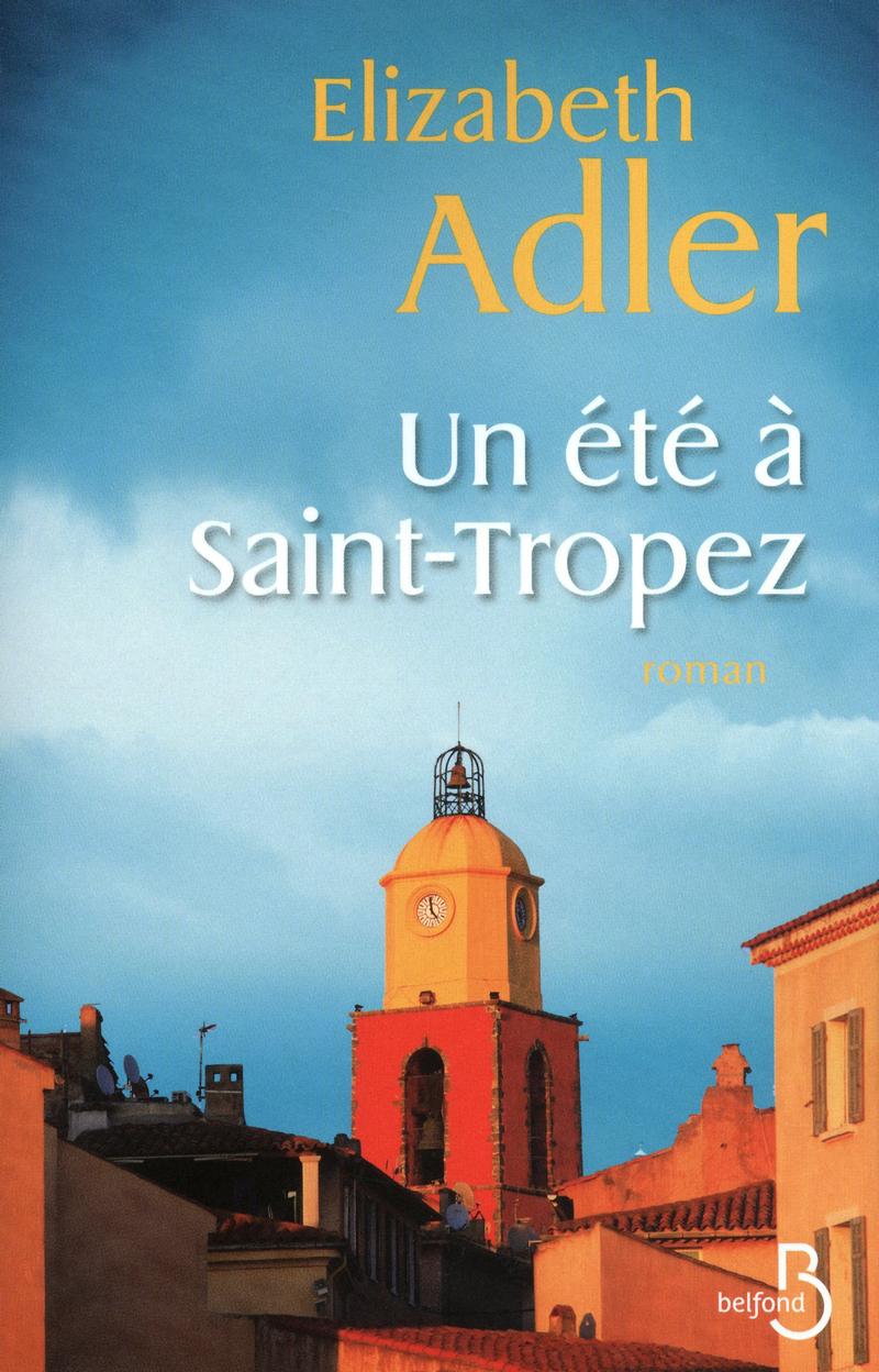 Couverture de l'ouvrage Un été à Saint-Tropez