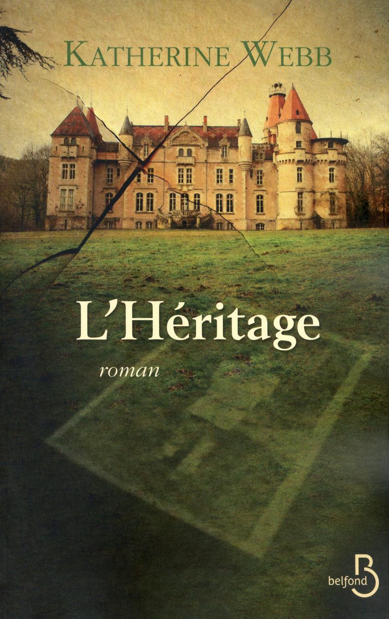 Couverture de l'ouvrage L'Héritage