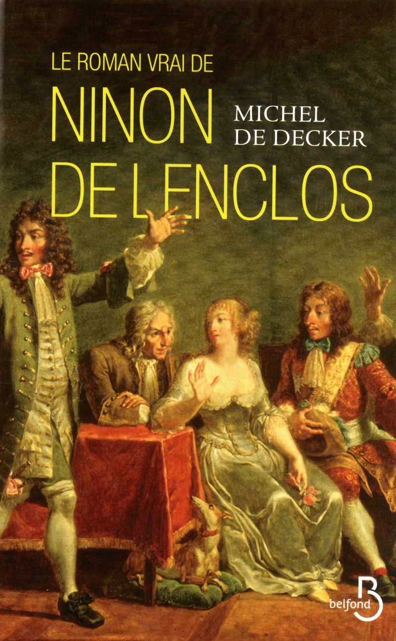 Couverture de l'ouvrage Ninon de Lenclos