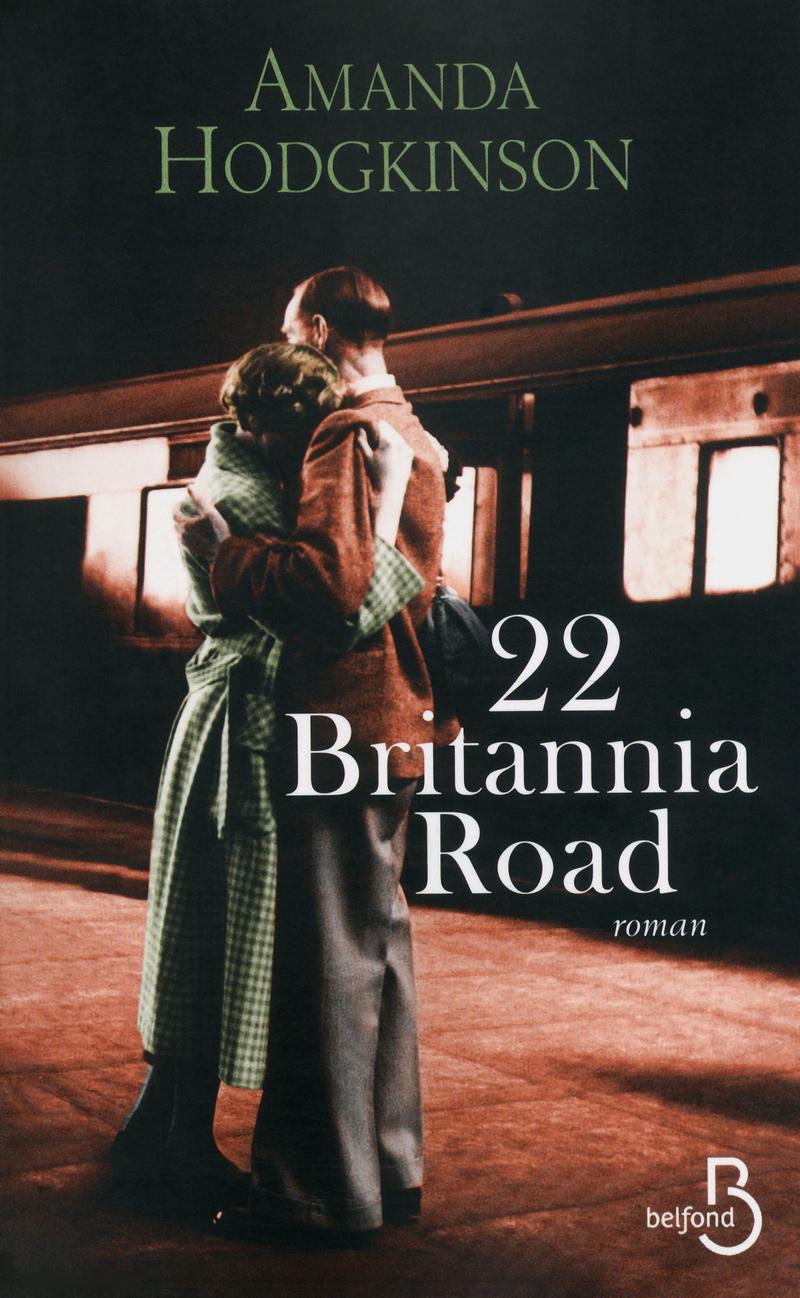 Couverture de l'ouvrage 22 Britannia road