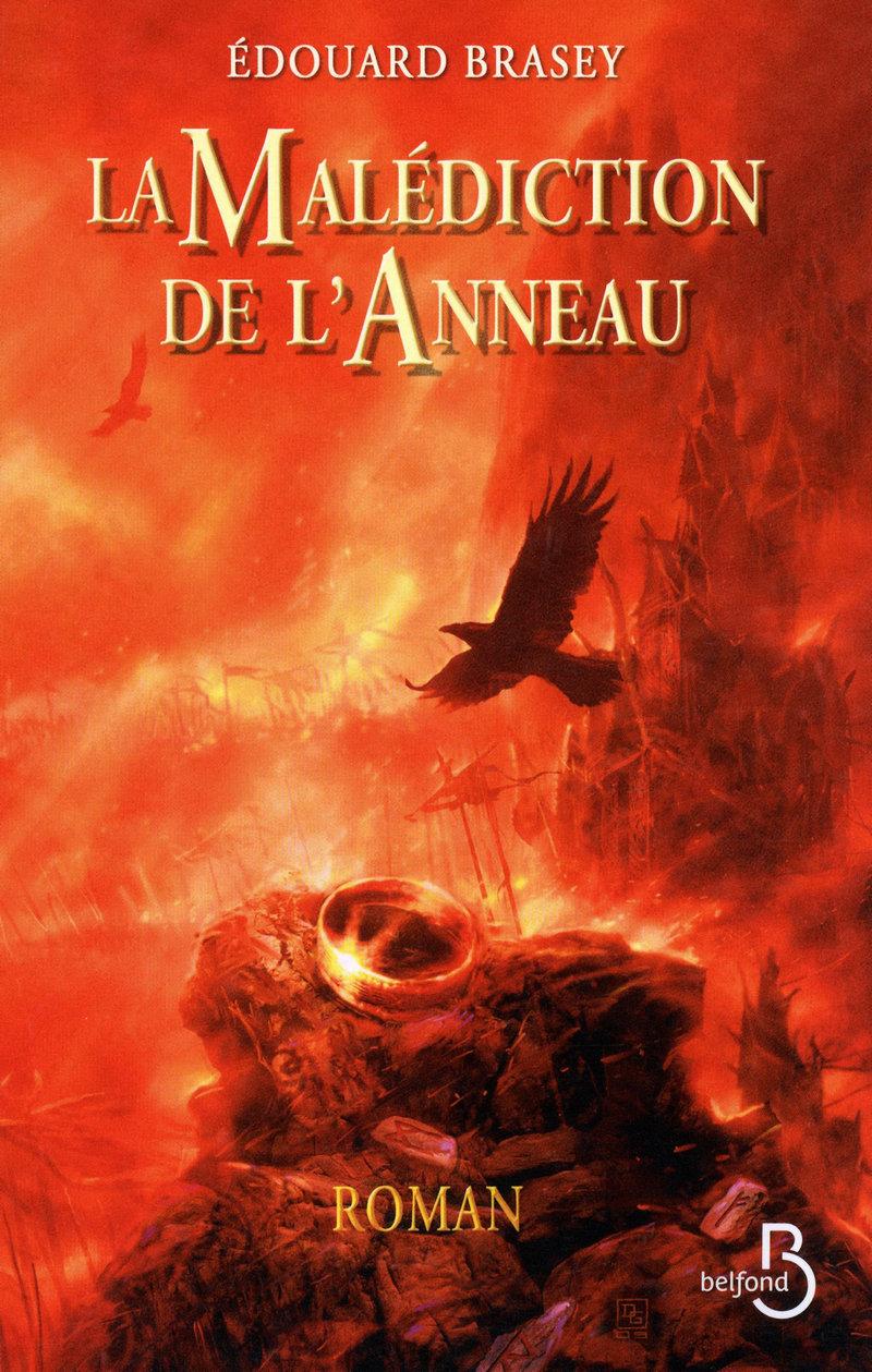 Couverture de l'ouvrage La Malédiction de l'anneau - Trilogie en 1 volume