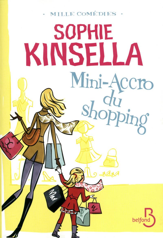 Couverture de l'ouvrage Mini-Accro du shopping