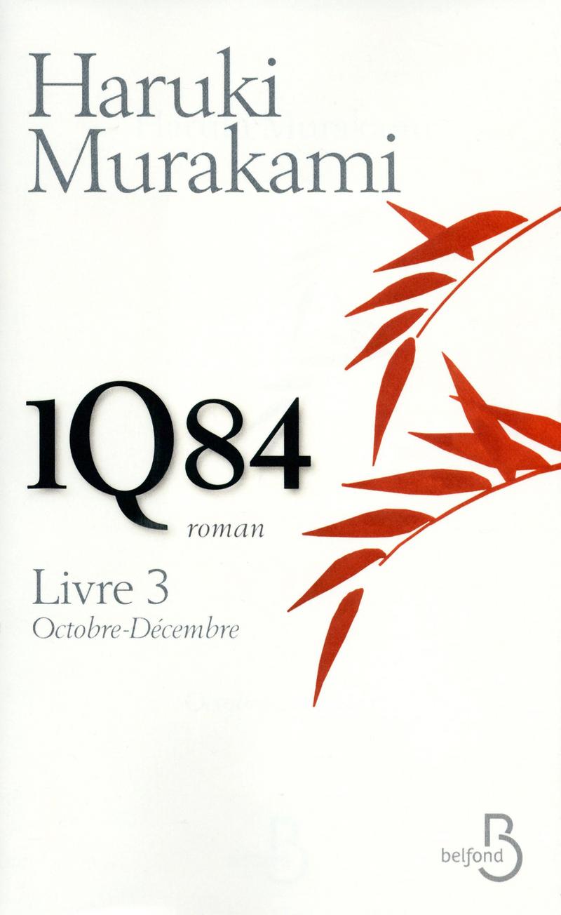 Couverture du livre 1Q84 - Livre 3