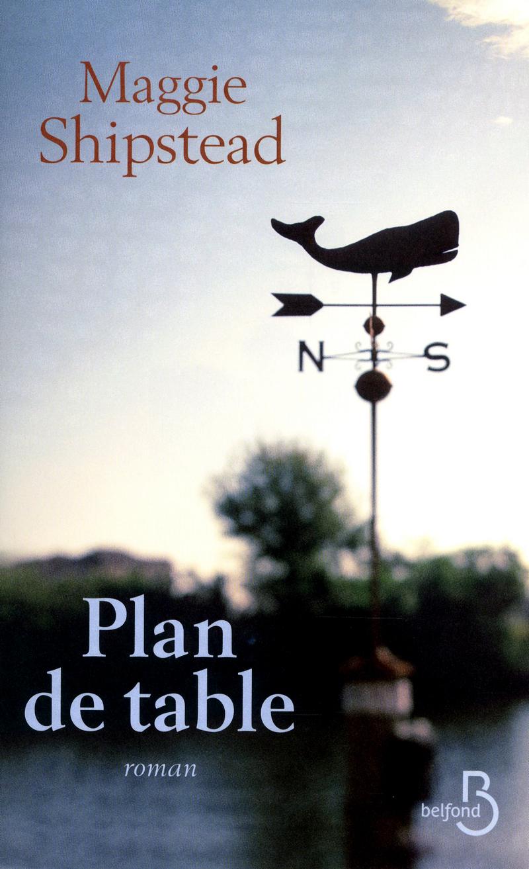 Couverture du livre Plan de table