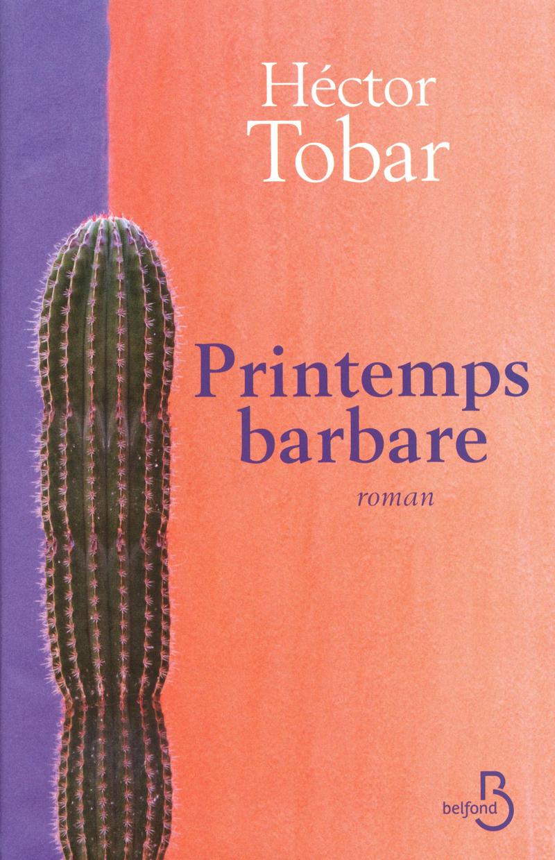 Couverture du livre Printemps barbare