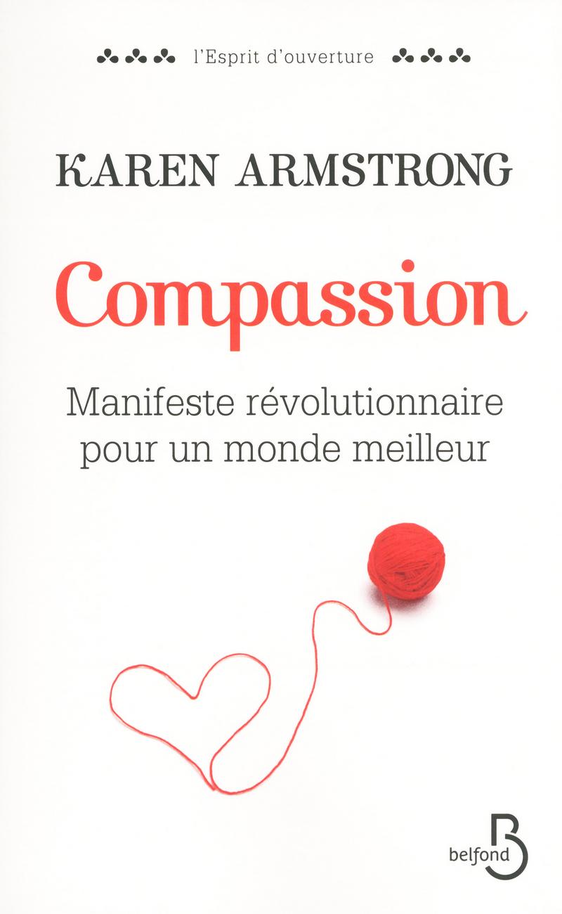 Couverture du livre Compassion