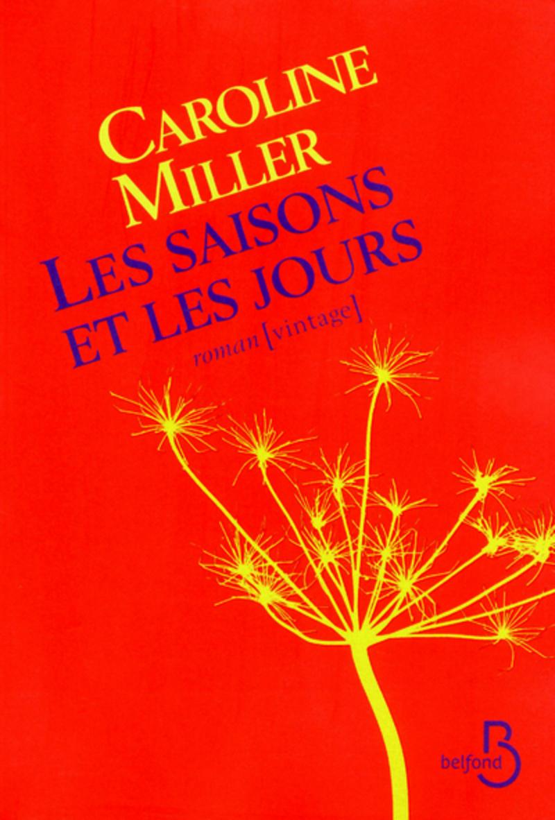 Couverture du livre Les Saisons et les jours