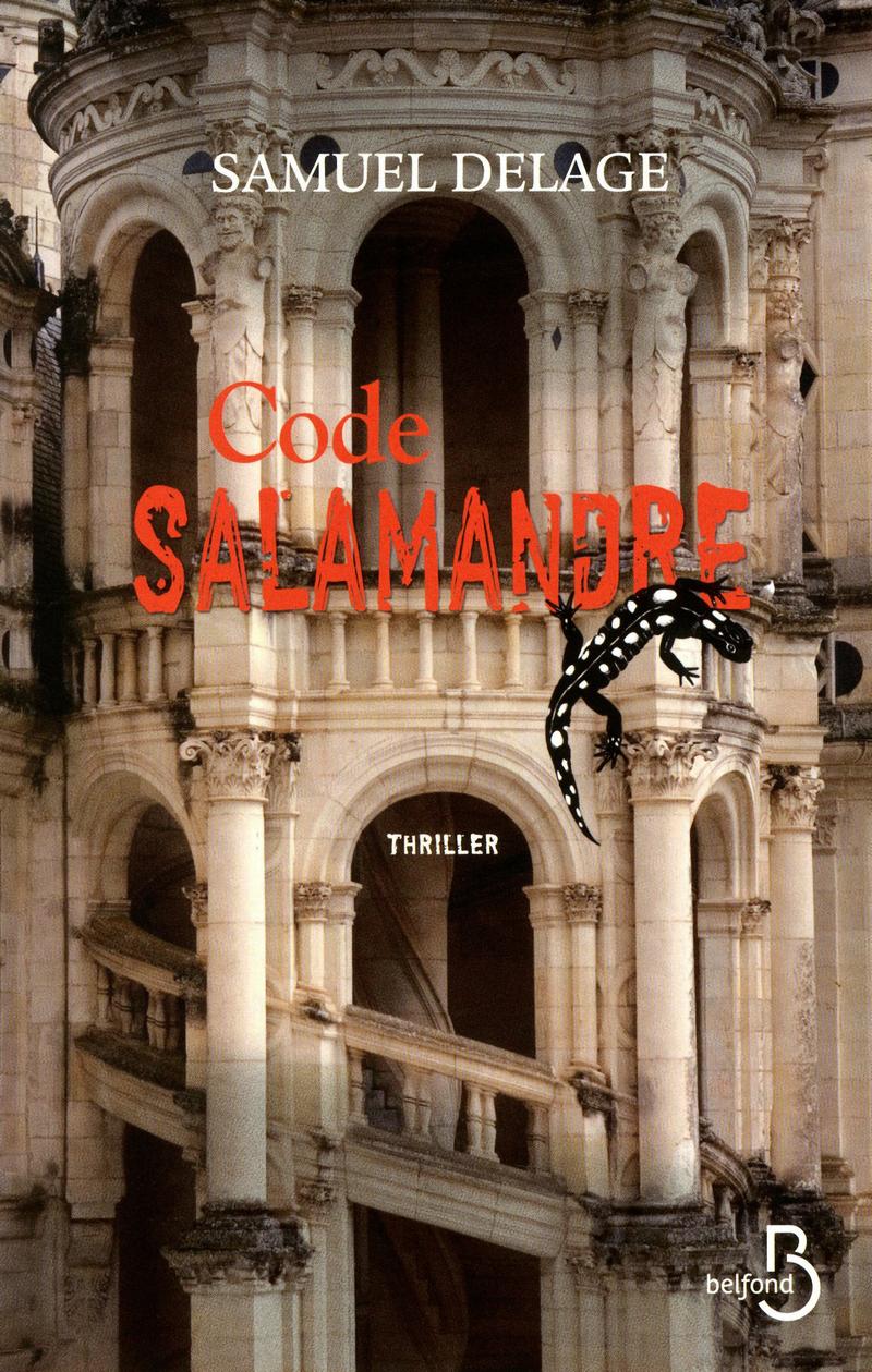 Couverture du livre Code Salamandre