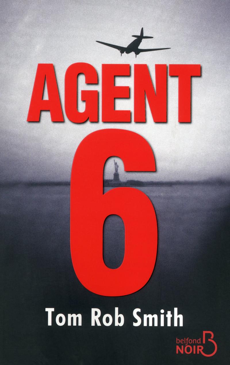 Couverture de l'ouvrage Agent 6