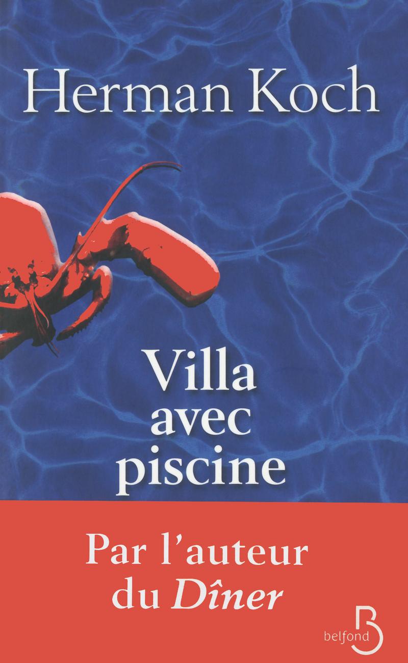 Couverture de l'ouvrage Villa avec piscine
