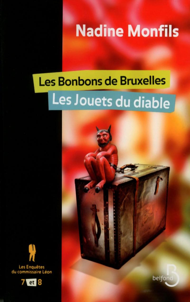 Couverture de l'ouvrage Les Enquêtes du commissaire Léon 7 et 8