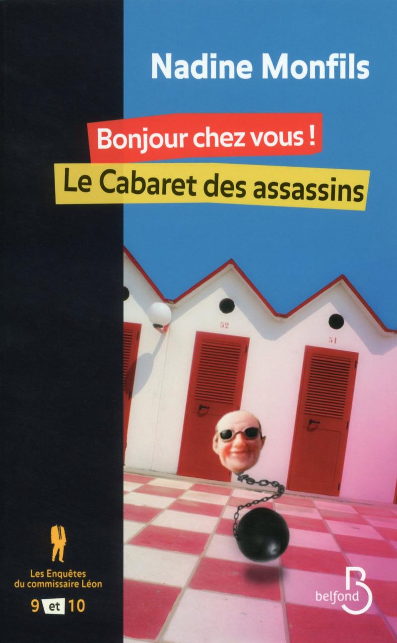 Couverture de l'ouvrage Les Enquêtes du commissaire Léon 9 et 10