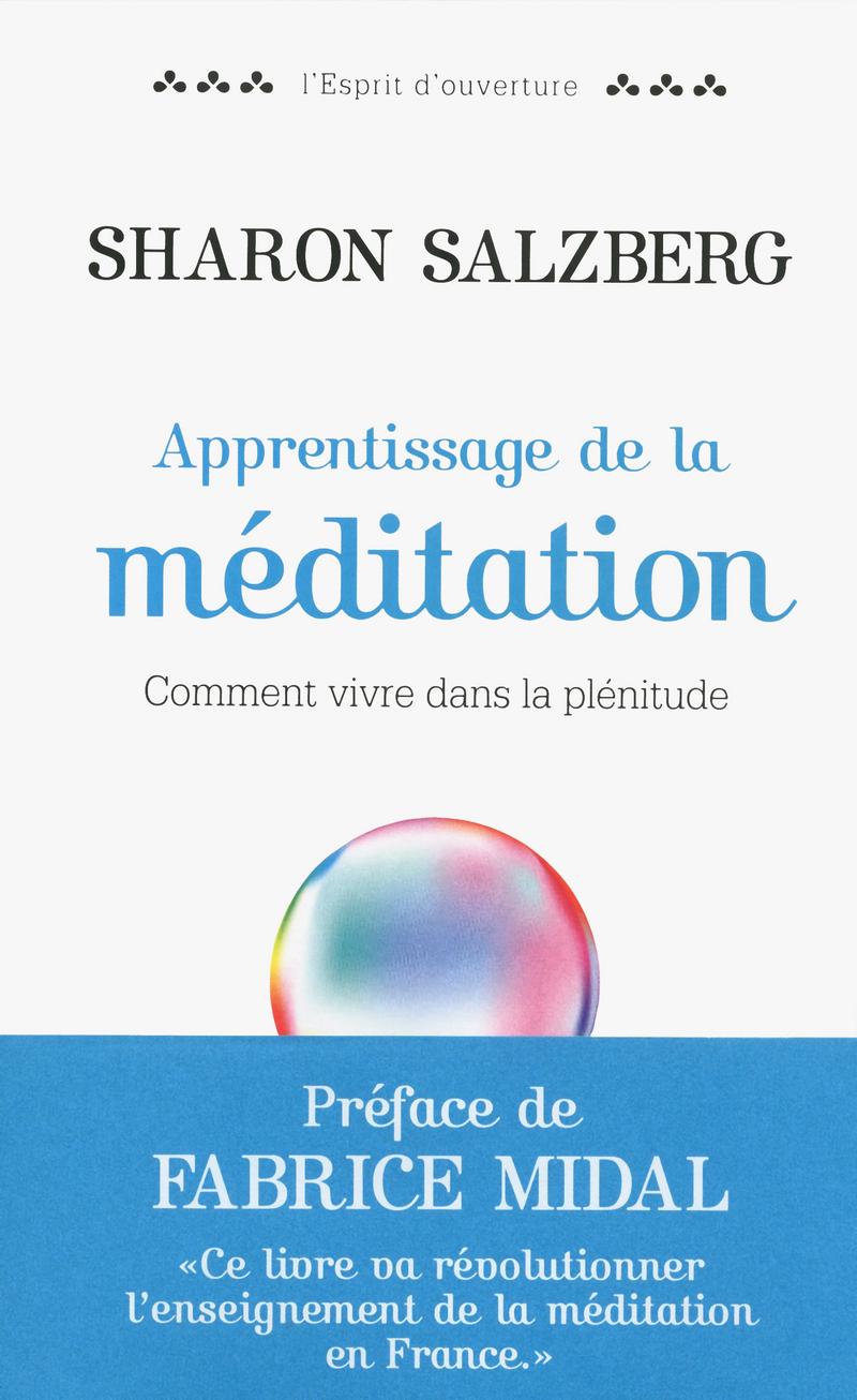 Couverture de l'ouvrage Apprentissage de la méditation