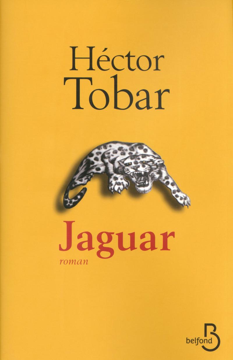 Couverture de l'ouvrage Jaguar