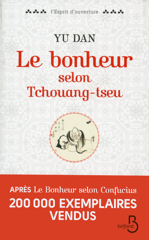 Couverture de l'ouvrage Le Bonheur selon Tchouang-tseu