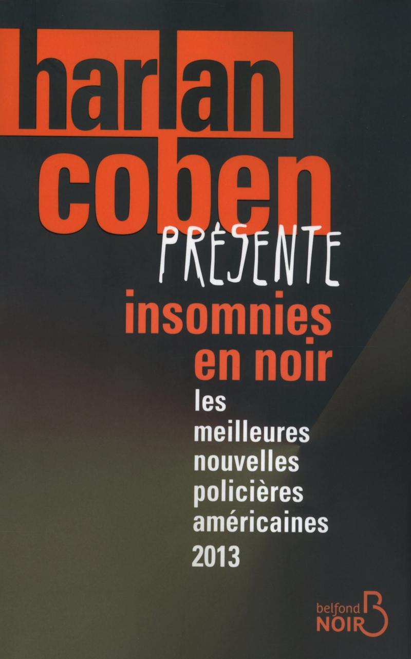 Couverture du livre Insomnies en noir