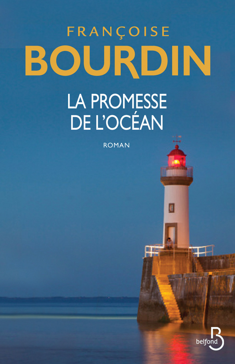 Couverture du livre La Promesse de l'océan