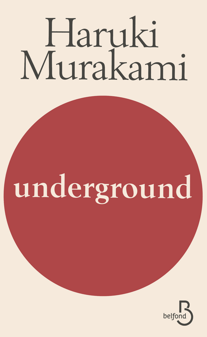 Couverture de l'ouvrage Underground