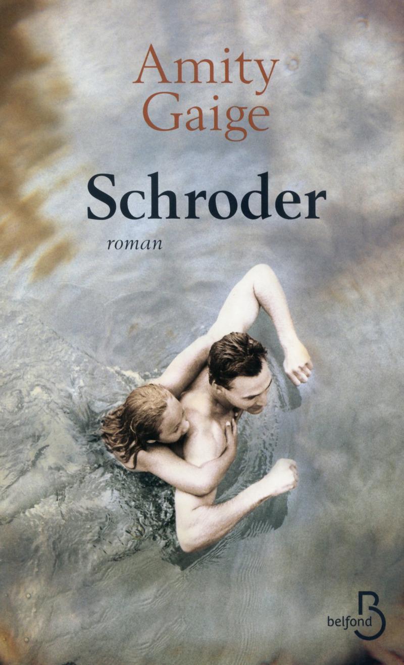 Couverture du livre Schroder