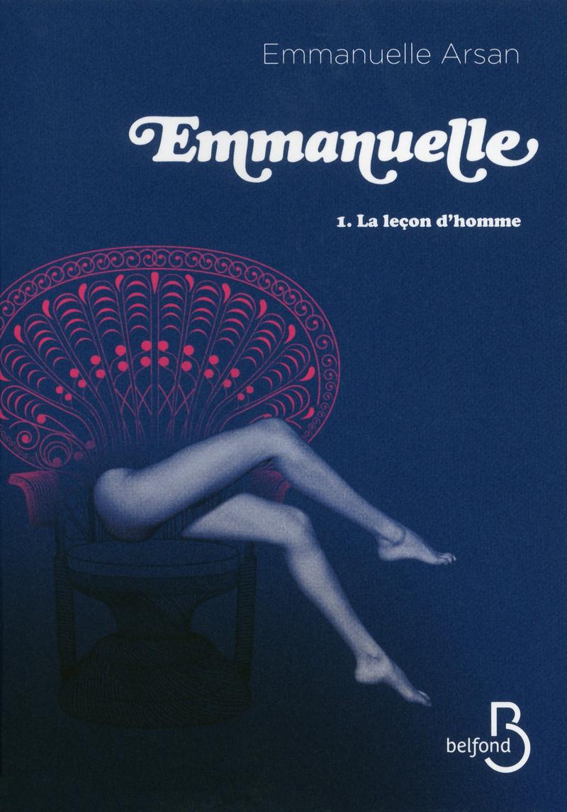 Couverture du livre Emmanuelle 1