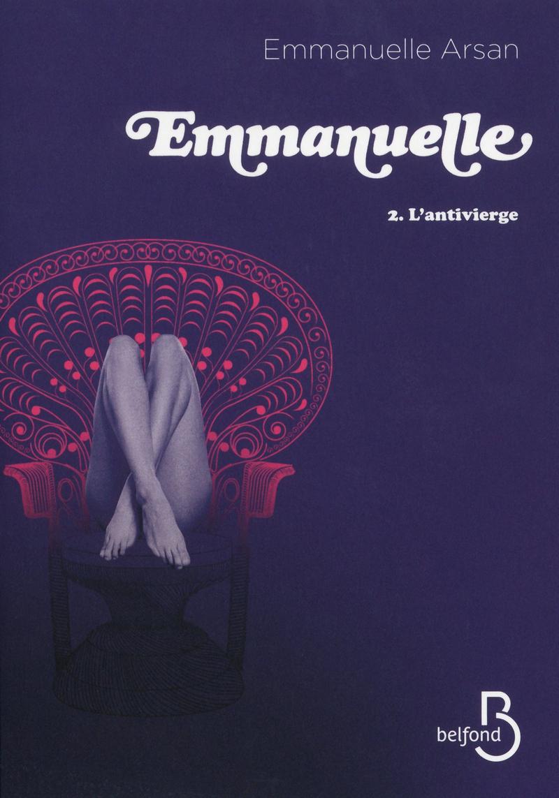 Couverture de l'ouvrage Emmanuelle 2