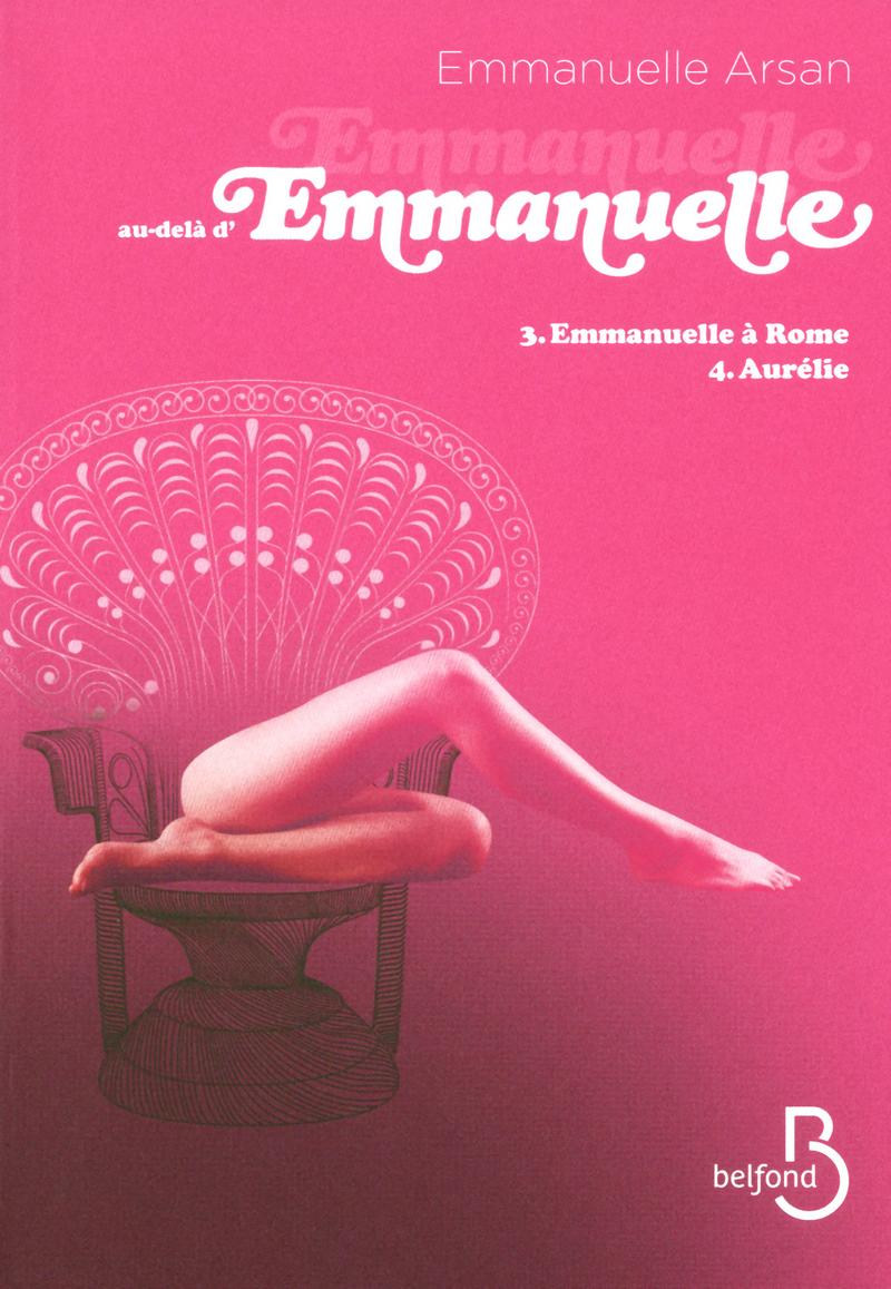 Couverture de l'ouvrage Emmanuelle au-delà d'Emmanuelle, 2