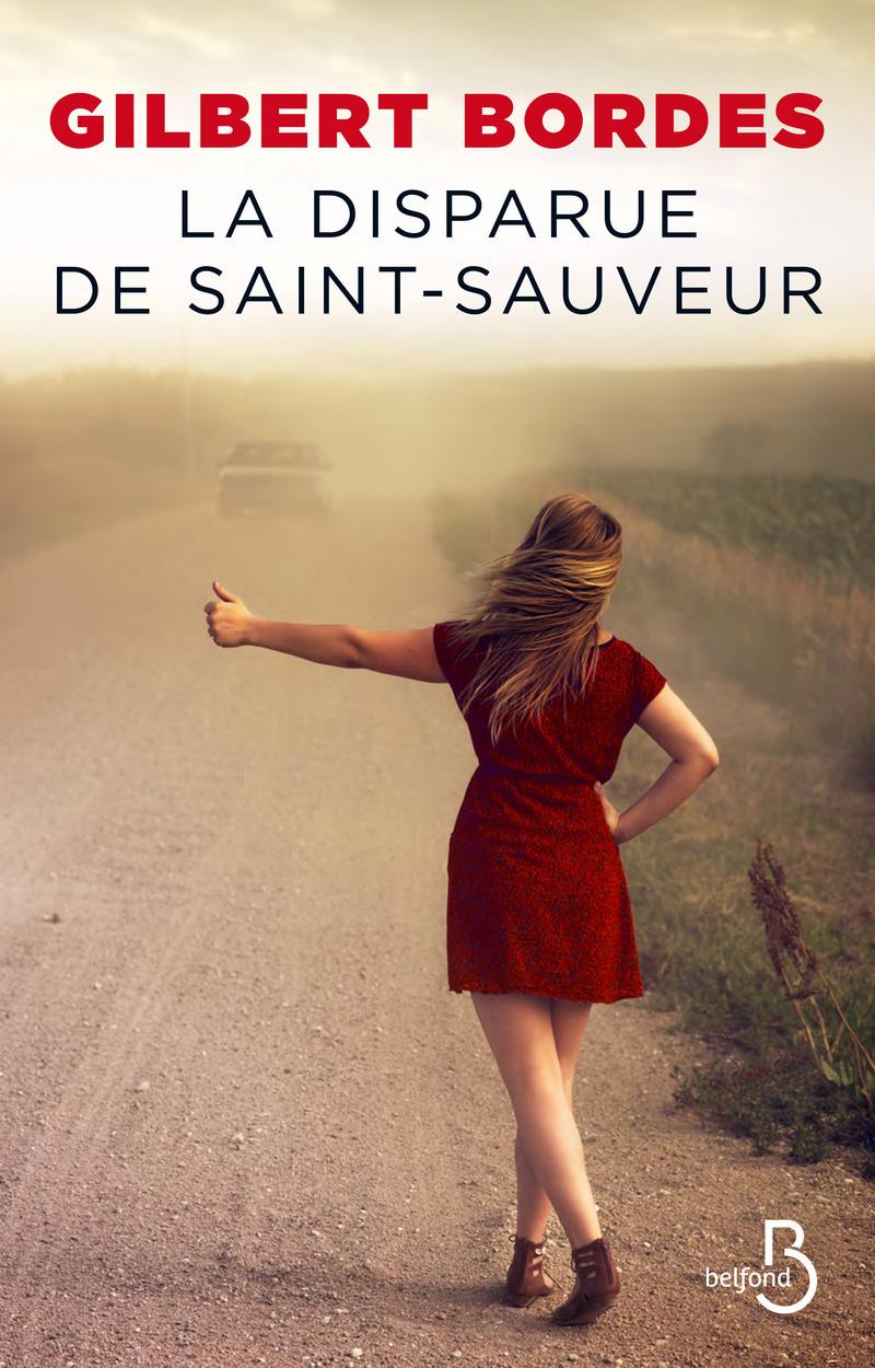 Couverture de l'ouvrage La Disparue de Saint-Sauveur