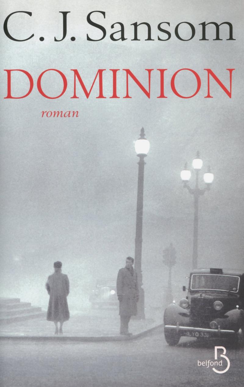 Couverture du livre Dominion