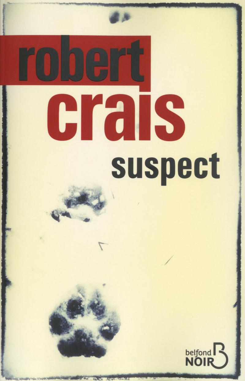 Couverture de l'ouvrage Suspect