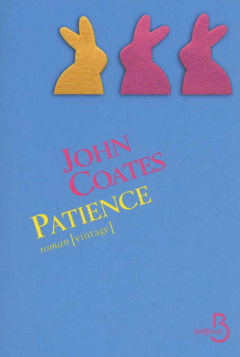 Couverture du livre Patience