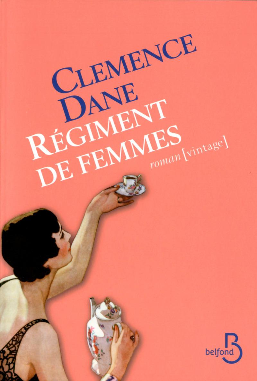 Couverture du livre Régiment de femmes