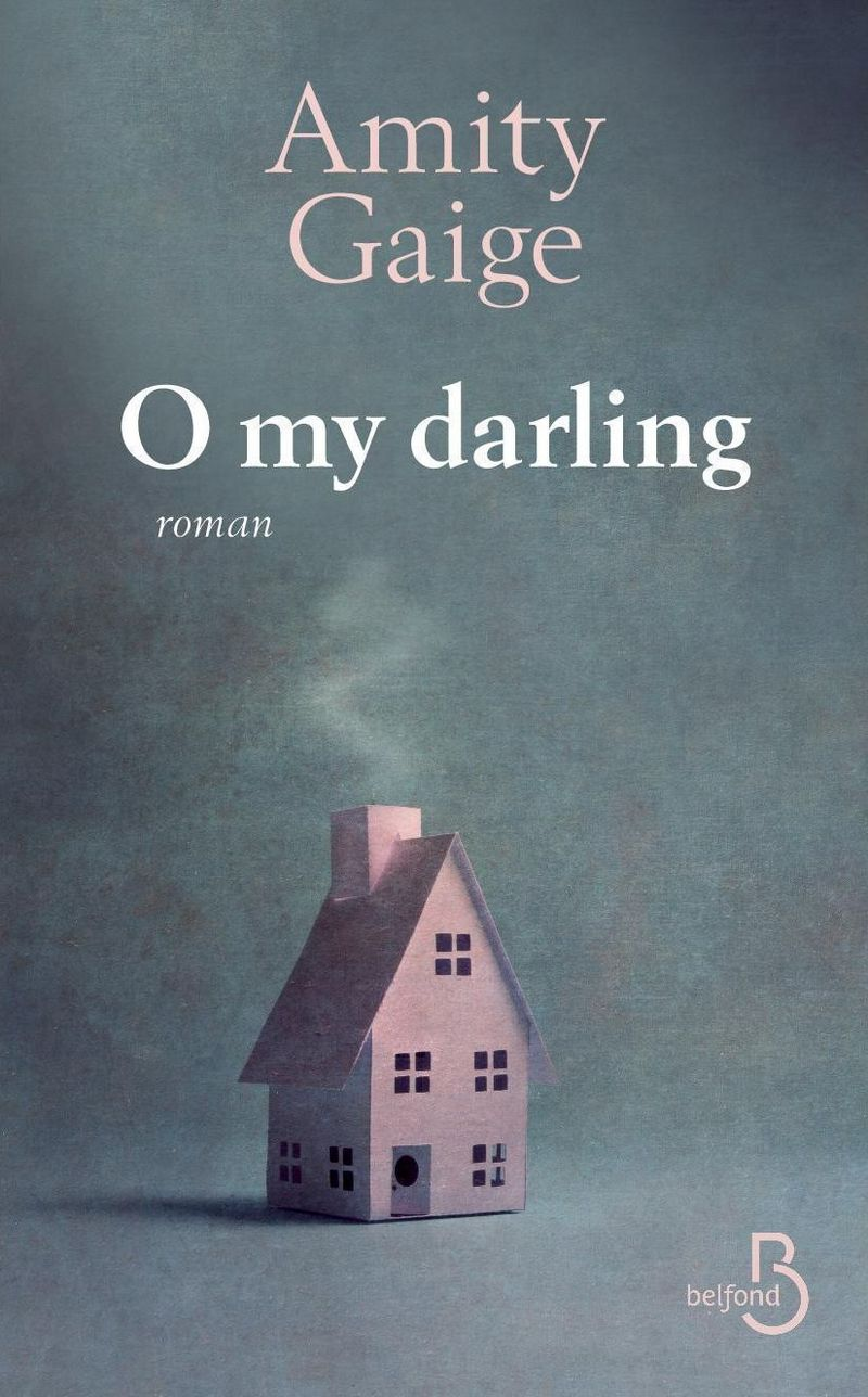 Couverture de l'ouvrage O my darling