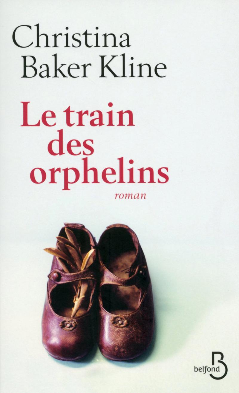 Couverture du livre Le Train des orphelins
