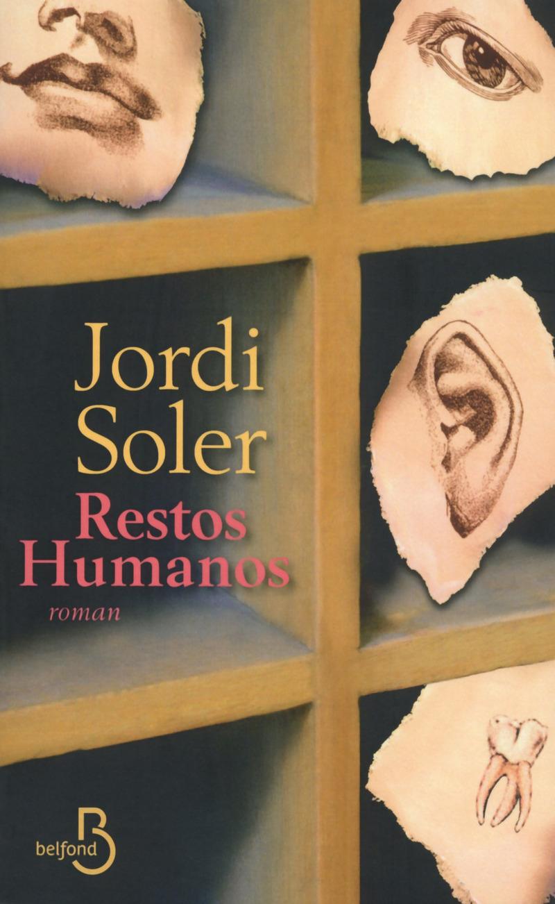 Couverture de l'ouvrage Restos humanos