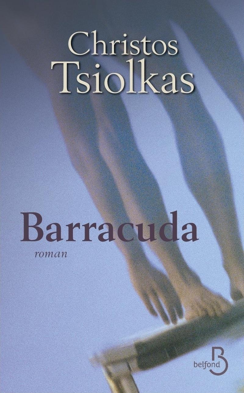 Couverture du livre Barracuda