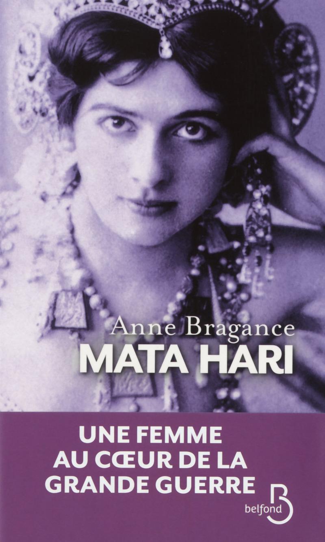 Couverture de l'ouvrage Mata Hari