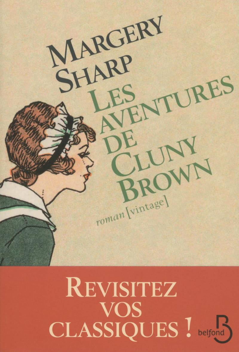 Couverture du livre Les Aventures de Cluny Brown