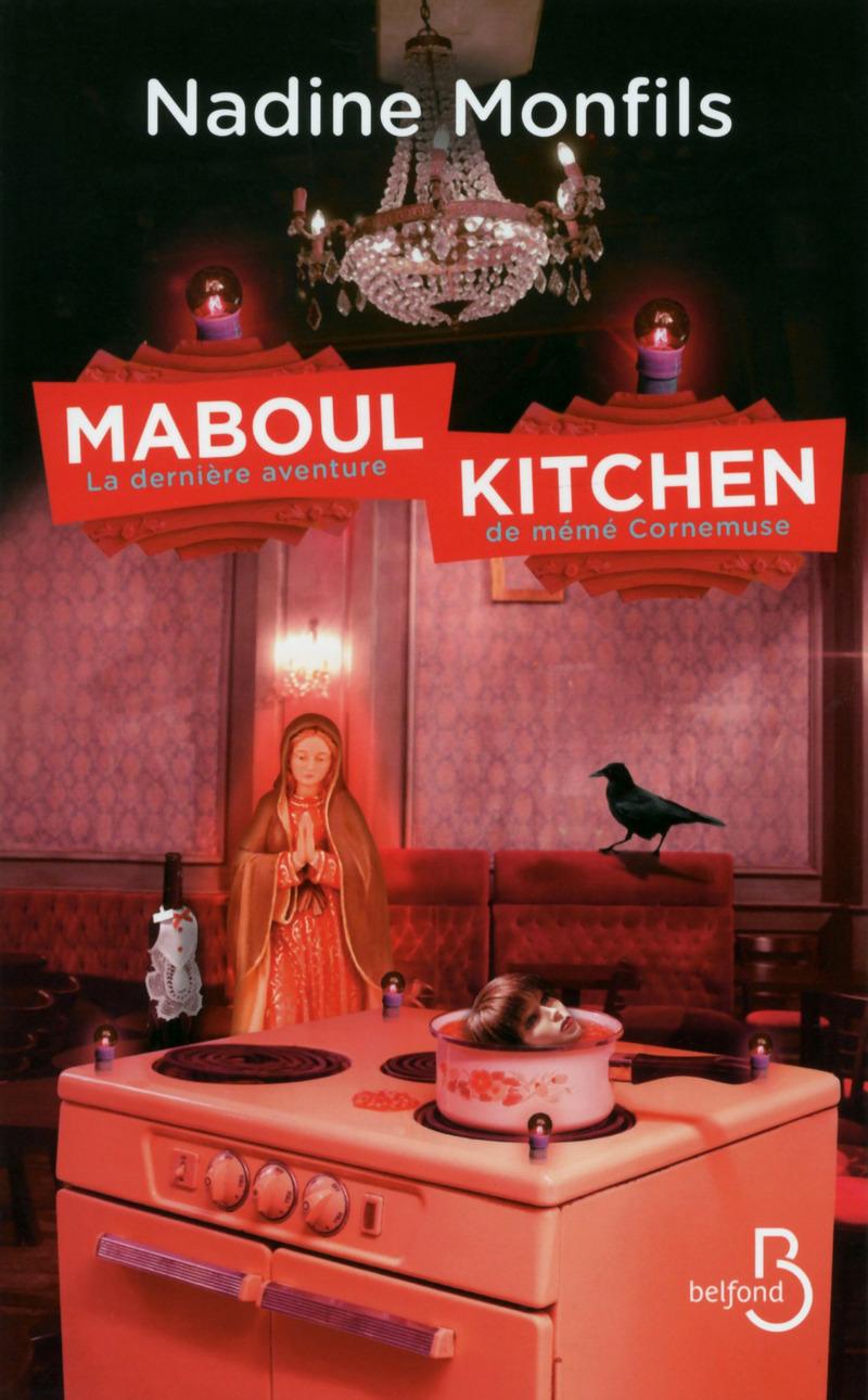Couverture du livre Maboul Kitchen