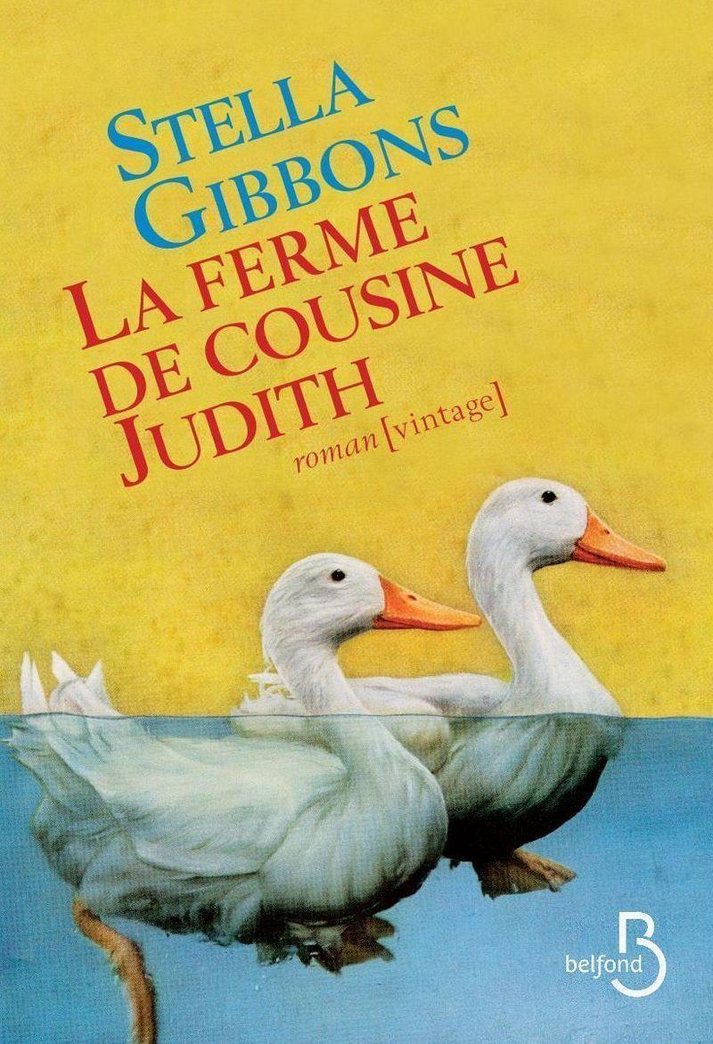 Couverture de l'ouvrage La Ferme de cousine Judith