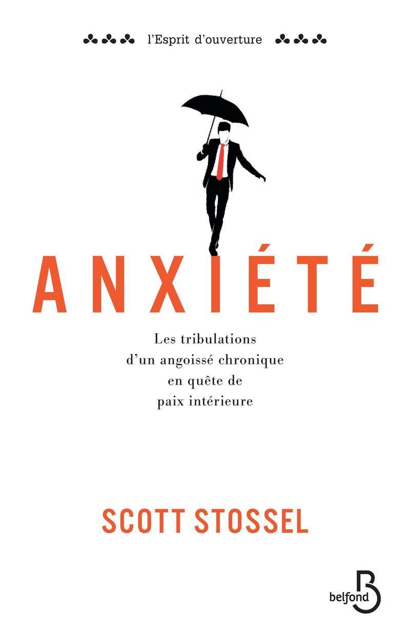 Couverture de l'ouvrage Anxiété