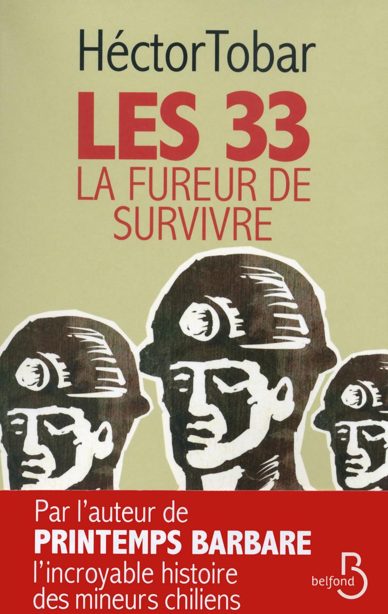 Couverture de l'ouvrage Les 33