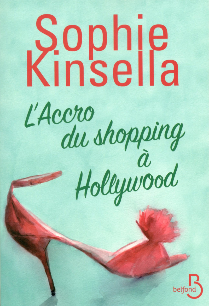 Couverture de l'ouvrage L'Accro du shopping à Hollywood