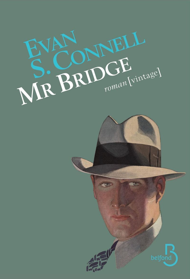 Couverture de l'ouvrage Mr. Bridge