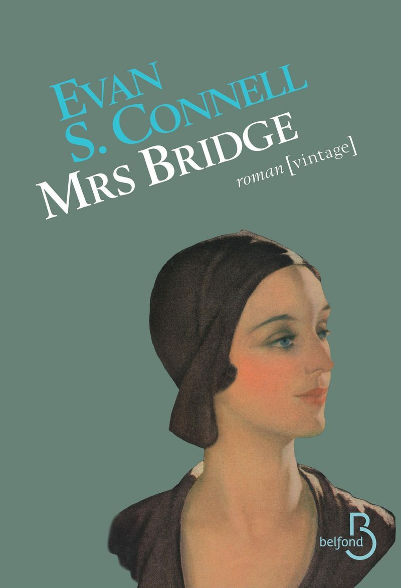 Couverture de l'ouvrage Mrs. Bridge
